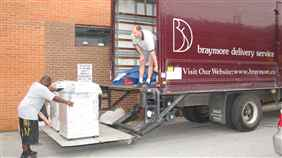 Photocopier Movers